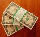 New 100 x $2 Jefferson Two Dollar Bill Notes 2013 BEP Pack Uncirculated USA $200