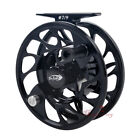 Fly Fishing Reel Machined Aluminum Lightweight Adjustable Dic Drag Trout Salmon