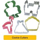 Various/General Cookie Cutter (Shoe/Carrot/Rugby/Skull/Baking/Cakes/Biscuits)