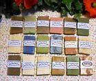 SAMPLE SIZE 11 Varieties to choose from of Natural Handmade SOAP $1.10 Grouping