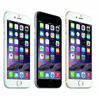 (NEW SEALED BOX) APPLE iPhone 6/5s/4s Unlocked Smartphone All Color Select B21E