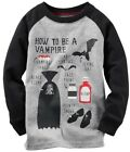Carter's Boys Halloween Vampire Graphic T-Shirt