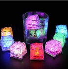Flashing Ice Cube With 8 Mode Of Multi Color Blinking Led Light Water Proof
