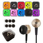 Metal in ear Headphones Earphones with Mic + Remote For Gym Jogging Sports MP3
