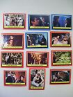VINTAGE LOT OF 12 STAR WARS ROTJ TRADING CARDS PRINCESS LEIA THEME 1983 TOPPS