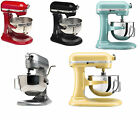 KitchenAid KG25HOX Professional 5-Quart Stand Mixer Red, Black, Silver