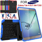 """Shockproof Hybrid Stand Tablet Case Cover For Samsung Galaxy Tab A 8.0"""" SM-T350"""