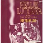 "NELLIE LUTCHER WITH NAT KING COLE For You My Love 12"" VINYL UK Capitol 1985 2"