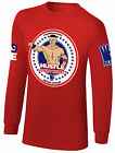 WWE JOHN CENA HLR Hustle Loyalty Respect OFFICIAL LONG SLEEVE T-SHIRT