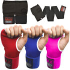 MAXSTRENGTH Inner Hand Wraps Boxing Gloves Training Padded Bandages Gel Pad MMA