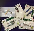 $15+ Value Hair Jewelry Lot 5 alligator clips/barrettes/bobby pins PICK YOUR FAV