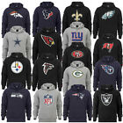 NEW ERA CAP NFL HOODY NEW ENGLAND PATRIOTS PACKERS 49ERS SWEATSHIRT KAPUZE