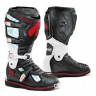 Forma Terrain Tx2 Motocross Enduro Offroad Trail Riding Boots Black White Red