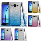 For Samsung Galaxy On5 Phone Glitter Hybrid TPU Gradient Hard Cute Case Cover