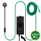 Soil Warming Cable Heating Thermostat Heated Beds Propagator Greenhouse