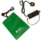 Soil Warming Cable Heating Mat Thermostat Heated Beds Propagator Greenhouse