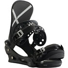 Burton X-Base re Flex Men's Snowboard Bindings Snowboard Binding 2017-2019 New