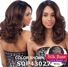 SNG  FREETRESS EQUAL THE LUXURY SYNTHETIC SILK BASE LACE FRONT WIG W/L TEXANA