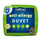 Silentnight Anti Allergy Anti Bacterial Duvet Quilt 4.5 Tog Single Double King