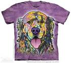 RUSSO GOLDEN RETRIEVER ADULT T-SHIRT THE MOUNTAIN DEAN RUSSO