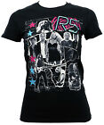 Authentic R5 Band Grunge Collage Juniors Girls T-Shirt S M L XL NEW