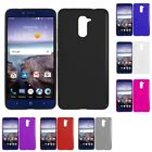 For ZTE Imperial Max / Max Duo 4G LTE TPU Rubber Flexible Case Skin Phone Cover