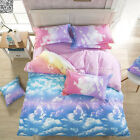 Clouds Queen/King/Super King Size Bed Duvet/Doona/Quilt Cover Set New Pillowcase