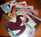 BERNAT PATTERN BOOK KNIT CROCHET Sweaters Hats Your Choice from available titles