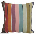 "MISSONI HOME BOUQUET COLLECTION PILLOW COVER LINEN BRISBANE 16x16"" -THREE SHADES"