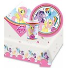 MY LITTLE PONY ARCOIRIS Pack De Fiesta {Mantel/Tazas/Platos/Servilletas}
