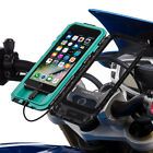 Motorcycle Handlebar M6 M8 M10 Bolt Bike Mount + Case for iPhone 7 Plus 5.5""