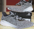 Men's 9.5 Adidas ALPHA BOUNCE M Aramis SHOES, B54366 Black White OG TURTLE DOVE