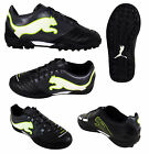 Mens Puma Powercat 4.12 TT Football Astro Turf Trainer Soccer Trainers Astros