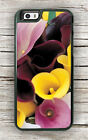 FLOWER CALLA LILY #5 CASE FOR iPHONE 7 or 7 PLUS -dfg5Z