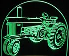 "1960 61 JD Tractor 630 Awesome 21"" Lighted Led Sign Plaqu..."