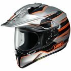 SHOEI HORNET X2 NAVIGATE TC8 Off-Road Motorcycle Protecti...