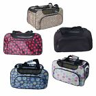 Portable Pet Dog Cat Piggy Carrier Mesh Window Travel Bag Tote Crate