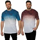 Juice Plus Size King Mens Short Sleeve T-Shirt Crew Neck Top Printed Top 2XL-5XL