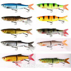 Savage Gear 3D Bleak Glide Swimmer Lures - Pike Perch Zander Bass Fishing Tackle