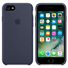 ORIGINAL Ultra-Thin Silicone Back Case Cover For Apple iPhone 6 6S Plus 7 Plus <br/> New Color ORIGINAL Case For iPhone 5 5S SE