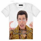 Womens/Mens Pineapple Pen Japanese Word Funny 3D Print Casual T-shirt LW21
