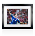Framed Gary Cahill Signed Photo - Chelsea Autograph