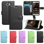 Magnetic Flip PU Leather Wallet Stand Case Cover For Huawei Y6 Elite 4G /Y5II 2