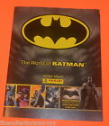 Panini - DC Comic The World of Batman (2016) Album Sticker collection (91-120)
