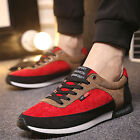 New Fashion England Men's Breathable Recreational Sport Flats Casual shoes