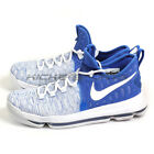 Nike Zoom KD 9 EP Game Royal/White 844382-411 Kevin Durant Basketball Shoes 2017