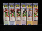 1991 Joe Montana Jerry Rice 49ers Knudsen Bookmarks .... Singles .... or Set
