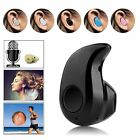 Mini Wireless Bluetooth 4.0 Stereo Headset Earphone Earbud Earpiece For iPhone