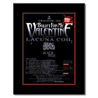 BULLET FOR MY VALENTINE - UK Tour 2008 Mini Poster