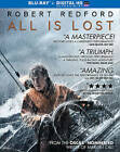 All Is Lost (Blu-ray Disc, 2014, Includes Digital Copy UltraViolet)